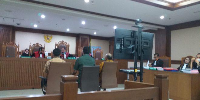 Rudianto Pertanyakan Orisinal Barang Bukti Pada Sidang Kasus Pemerasan di PN JakPus